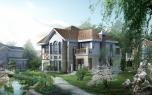 3D Classic House 1