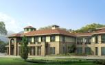 3D Classic House 4